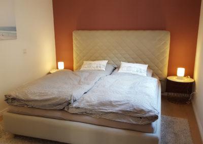 Doppelbett 200 x 160 cm