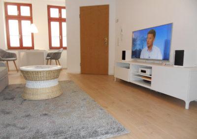 Wohnraum/TV